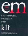 Encyklopedia muzyczna Tom 5