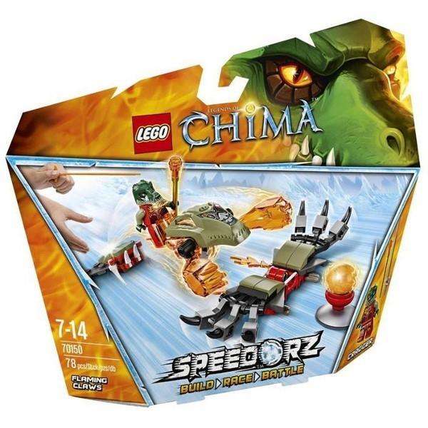 LEGO Chima Płonące Pazury