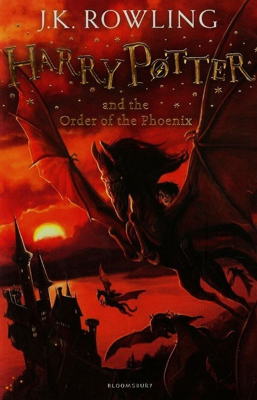 Harry Potter and the Order of the Phoenix Rowling J.K.