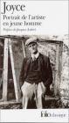 Portrait de l'Artiste en Jeune Homme James Joyce