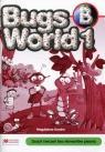 Bugs World 1B Zeszyt ćwiczeń bez elementów pisania