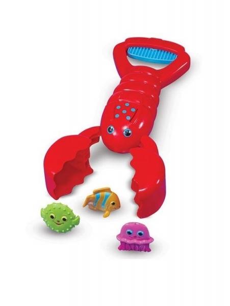 Zabawka do kąpieli homar z ruchomymi szczypcami (16669)