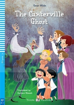 The Canterville Ghost +CD Oscar Wilde