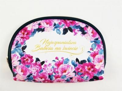 Kosmetyczka Flowers -