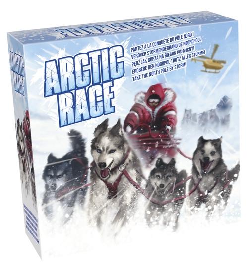 Gra planszowa Arktyczny wyścig (Arctic Race) /56869/