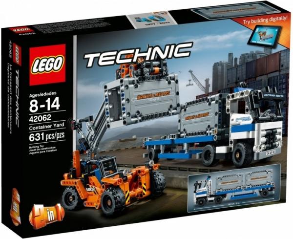 Technic Plac przeładunkowy (42062)