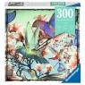 Puzzle Moment 300: Koliber i motyle (12969)