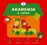 Akademia 6-latka - zeszyt B Elżbieta Lekan