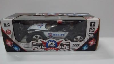 Auto policyjne na radio 4 funkcje