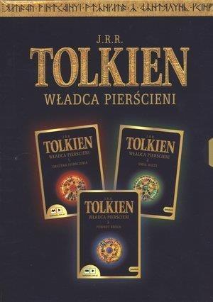Władca Pierścieni  (Audiobook) Tolkien John Ronald Reuel