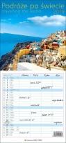 Kalendarz 2019 Wielopl. Śr - Podróże po Świecie PP