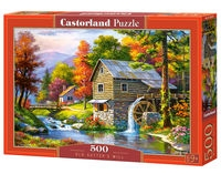 Puzzle Old Sutter's Mill 500 (B-52691)