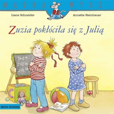 Zuzia pokłóciła się z Julią Liane Schneider, Annette Steinhauer, Emilia Kledz