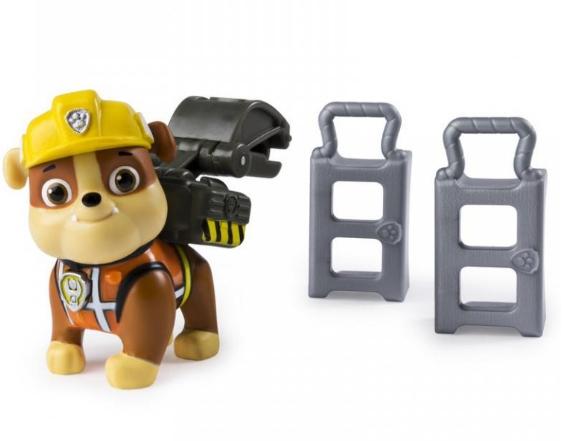 Psi Patrol: Figurka Akcji Ultimate Rescue - Rubble (6045827/20106595)