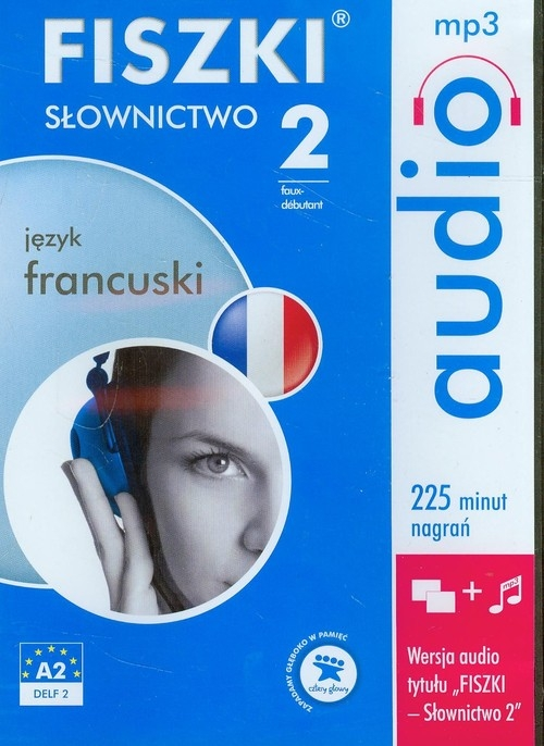 FISZKI audio język francuski Słownictwo 2