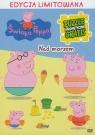 Świnka Peppa Nad morzem Puzzle magnetyczne gratis