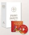 Pismo Święte A4 białe + audiobook