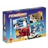 Puzzle 4w1 Pingwiny z Madagaskaru 229 (1169)