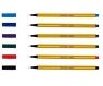 Cienkopis 6 kolorów LEVIATAN