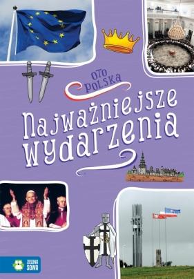 Oto Polska. Najważniejsze wydarzenia Renata Falkowska