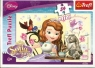 Puzzle 54 elementów mini Księżniczka Zosia 4 (19469)