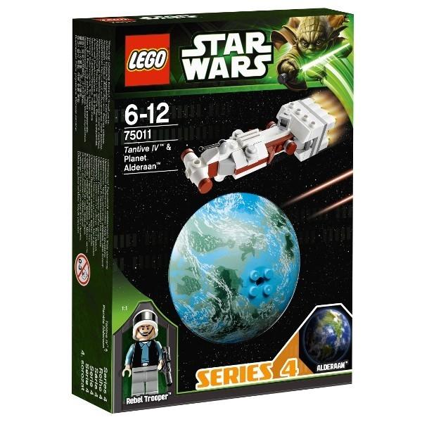 LEGO Star Wars Tantive IV & Alderaan