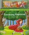 Czerwony Kapturek Książka z magnesami
