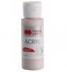 Farba akrylowa MATT - różowy piasek 60 ml (0060-172)