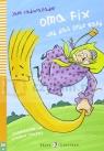 Oma Fix und das gelbe band książka +CD