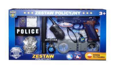 Pistolet policyjny z polskim modułem głosowym