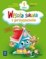 Wesoła szkoła i przyjaciele SP KL 1 Karty pracy Część 4