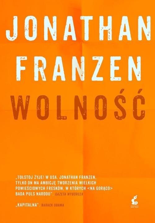 Wolność Franzen Jonathan