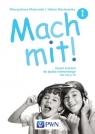 Mach mit! 1 Zeszyt ćwiczeń do języka niemieckiego dla klasy 4