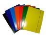 Teczka z gumką TG06 - mix kolorów w zgrzewce op.20szt