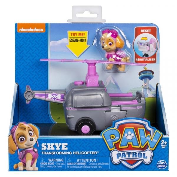 Pojazd z figurką Psi Patrol, Skye (6022627/20101574)