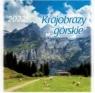 Kalendarz 2022 Ścienny Krajobrazy górskie ARTSEZON