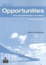 New Opportunities. Kurs przygotowujacy do matury. Pre-Intermediate. Matura Reilly Patricia, Dean Michael, Sikorzyńska Anna, Mrozowska Hanna