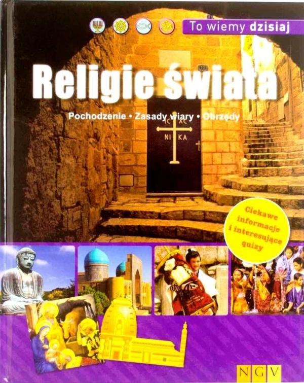 To wiemy dzisiaj - Religie świata Holger Sonnabend