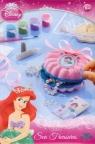Disney Princess Sea Treasures Pudełko na biżuterię z Małą Syrenką