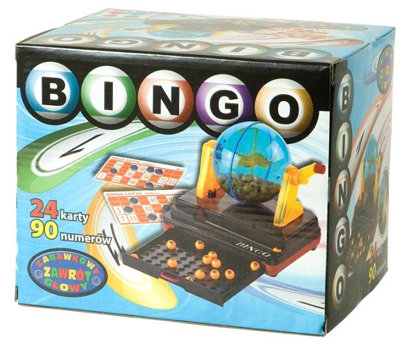 DROMADER Gra Bingo w pudełku (322031)