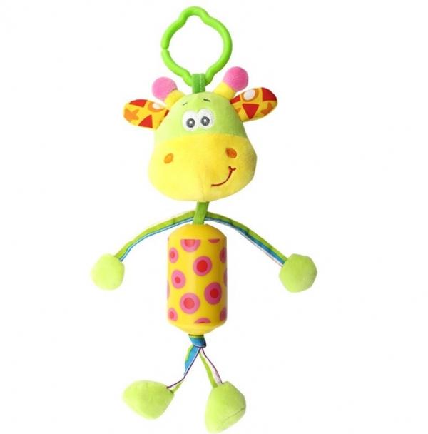 Przywieszka Żyrafa z dzwonkiem (106694)