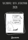 Kalendarz książkowy kota Jaśniepana 2020 Magdalena Gałęzia