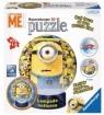 Puzzle kuliste Minionki 72 elementów .