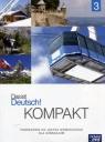 Język niemiecki. Das ist Deutsch Kompakt cz. 3 Podręcznik z dwiema płytami Kamińska Jolanta
