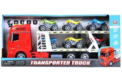 Auto ciężarowe +akcesoria 50x22x13