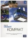 Język niemiecki. Das ist Deutsch. Kompakt. Część 3. Podręcznik z dwiema Kamińska Jolanta