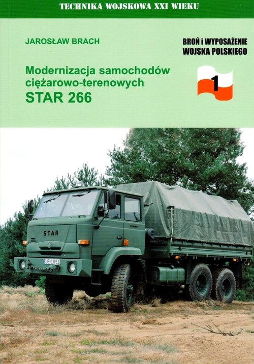 Modernizacja samochodów ciężarowo-terenowych Star 266 Brach Jarosław