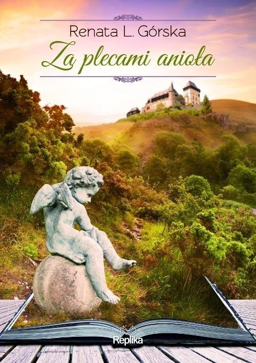 Za plecami anioła Górska Renata L.