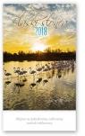 Kalendarz reklamowy 2018 - Blaski słońca RW19
