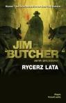 Akta Dresdena Rycerz lata  Butcher Jim
